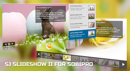 SJ Slideshow II for SobiPro