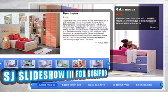 SJ Slideshow III for SobiPro