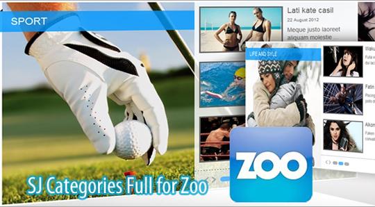 SJ Zoo Categories Full