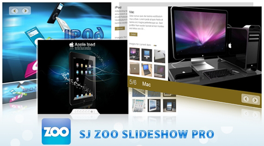 SJ ZOO Slideshow Pro