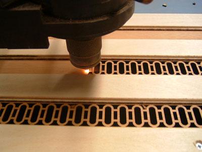 Современные методы производственного цикла: лазерная гравировка и резка