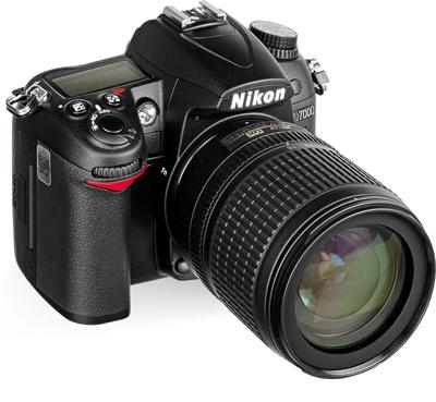 Функциональные характеристики Nikon D7000