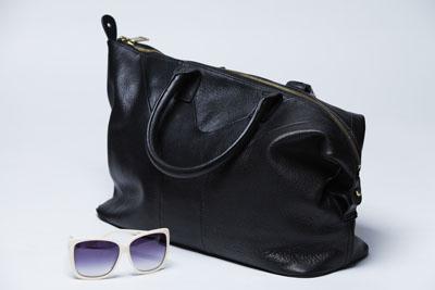 Как выбрать черную сумку?