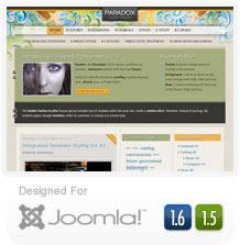 RT Paradox - Joomla 1.6 Template