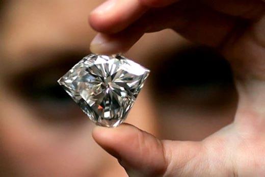 Что такое бриллианты?