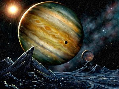 Как ищут планеты?