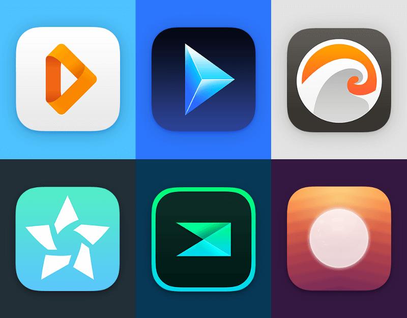 Создание иконок для мобильных приложений