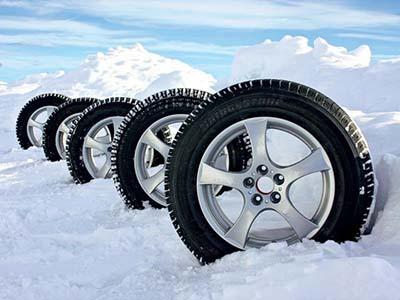 Как обкатывать зимние шины