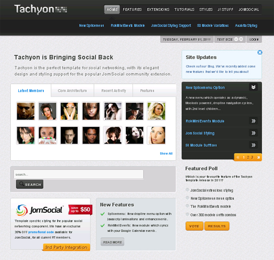 RT Tachyon