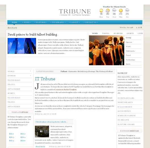 IT Tribune