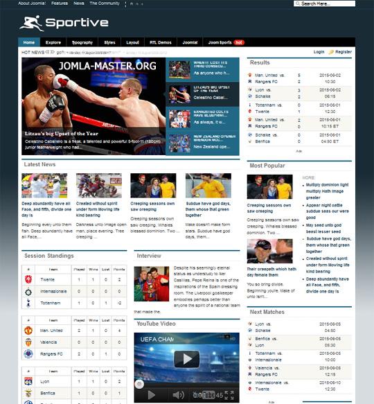 JS Shaper Sportive