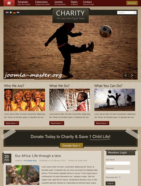 IT Charity