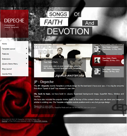 JP - Depeche