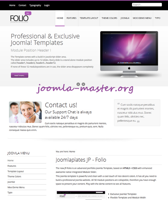 JP Folio