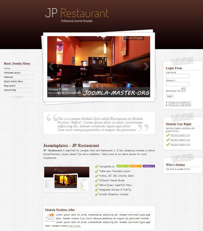 JP Restaurant