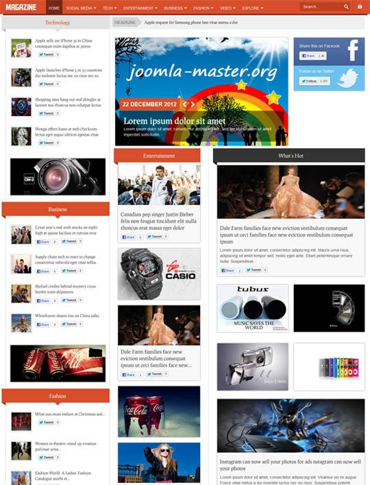 JS Shaper Magazine