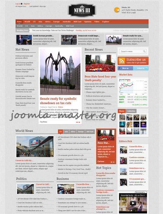 JS Shaper News III