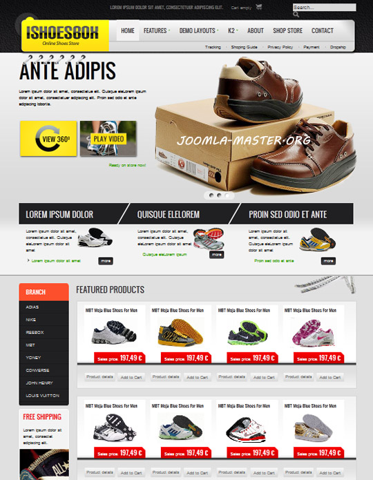OT iShoesBox