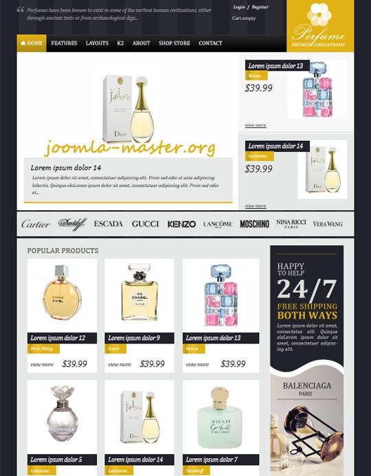 OT Perfume
