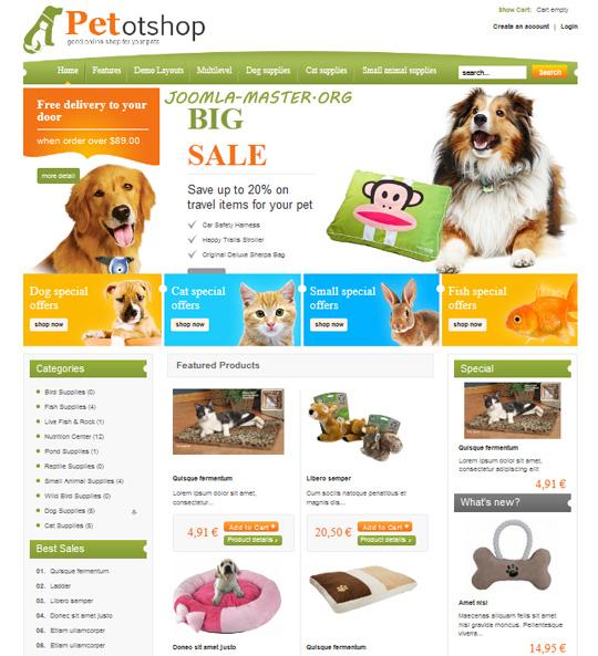 OT PetShop