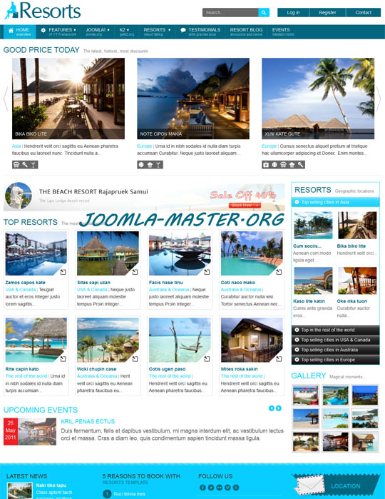 SJ Resorts