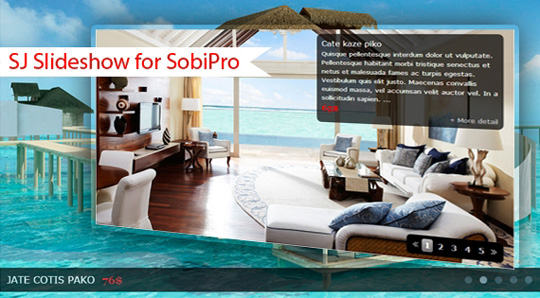 SJ Slideshow for SobiPro