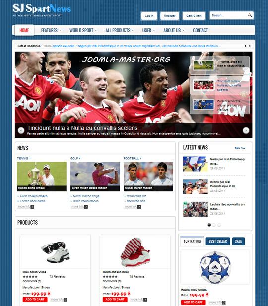 SJ Sport News
