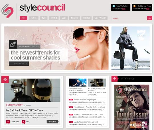 JXTC Style Council