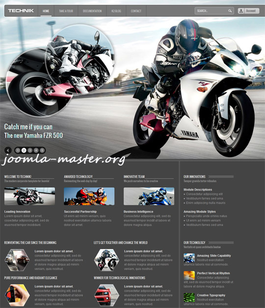 ThemeForest - Technik