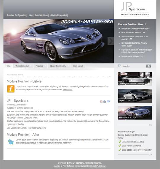 JP Sportcars