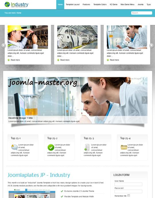 JP Industry