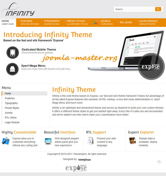 TX Infinity