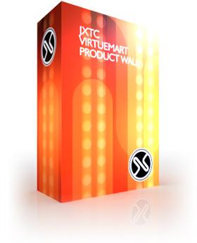 JXTC Virtuemart Product Wall