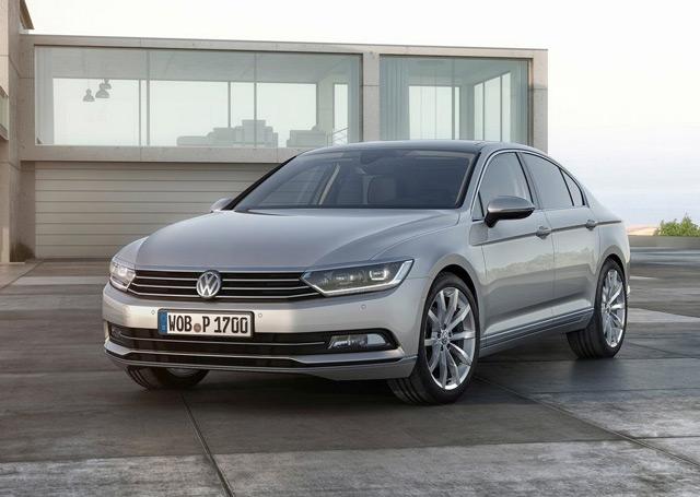 Обзор автомобиля Volkswagen Passat